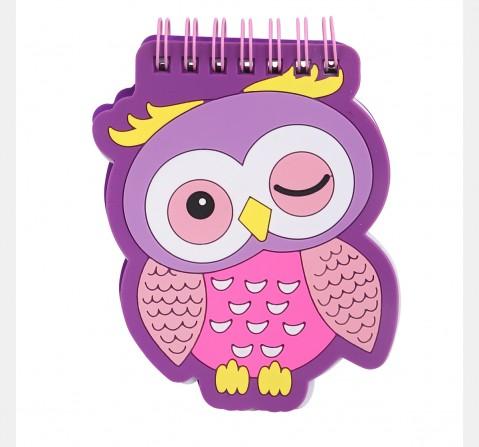 Hamster London Notepad Owl, 6Y+