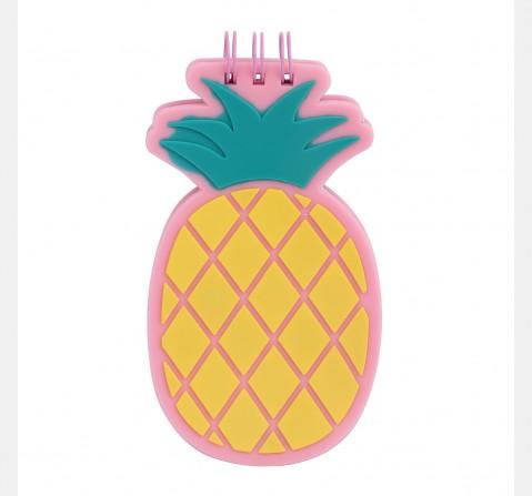 Hamster London Notepad Pineapple, 6Y+