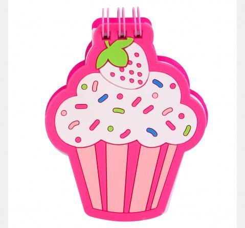 Hamster London Notepad Cupcake, 6Y+