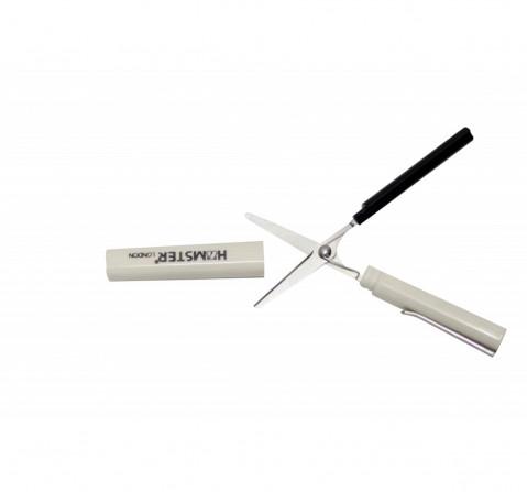 Hamster London Pen Shape Scissor White, 6Y+