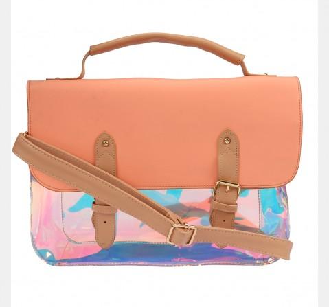 Hamster London Laptop Bag Orange, 8Y+