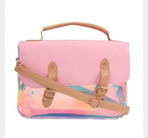 Hamster London Laptop Bag pink, 8Y+