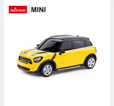 Rastar 1:24 Mini Countryman Remote Control Car, 2Y+ (Multicolor)