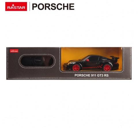 Rastar 1:18 Mercedes-Benz Sls Amg Black Series Remote Control Car, 2Y+ (Multicolor)