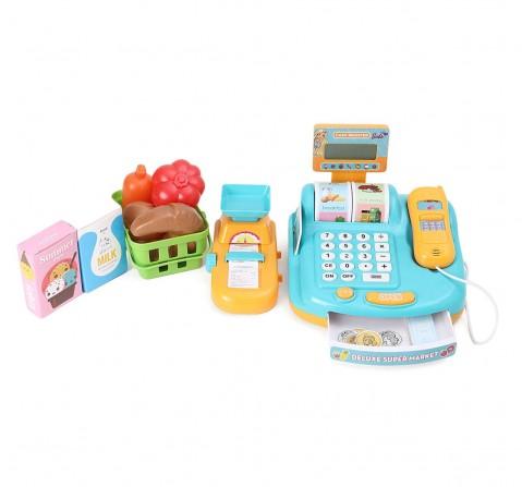 Barbie Mini Cash Register Set with Sound for Girls age 3Y+