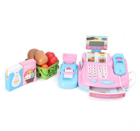 Peppa Mini Cash Register Set with Sound for Girls age 3Y+