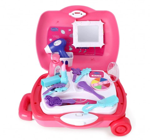 Peppa Beauty Set with Trolley for Girls age 3Y+