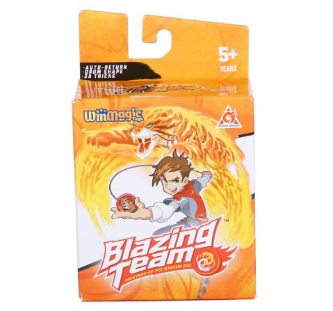 Blazing Team Auto Return War Tiger Yo-Yo for Boys age 5Y+
