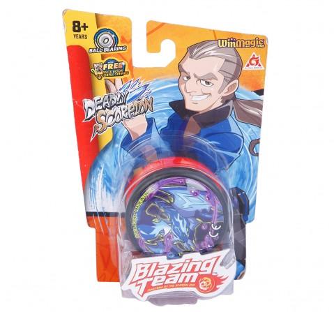 Blazing Team Primary Deadly Scorpion Yo-Yo for Boys age 5Y+