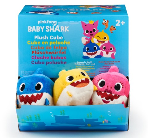 Shark Family Song Cube - Baby Shark for Kids age 3Y+