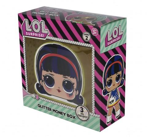 L.O.L. Surprise Glitter Money Box, Girls, 3Y+ (Multicolor)