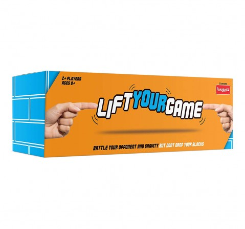 Funskool  Lift Your Game, 4Y+ (Multicolor)