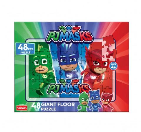 Funskool Pj Masks 48Pcs Giant Floor Puzzle 48 Pcs, 2Y+ (Multicolor)