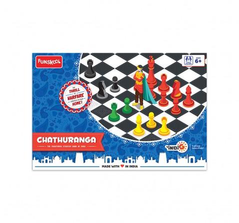 "Funskool Chathuranga ""Folktale Toys"", 6Y+"