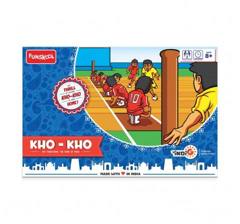 "Funskool Kho-Kho ""Folktale Toys"", 6Y+"