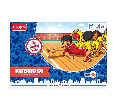 "Funskool Kabaddi ""Folktale Toys"", 6Y+"