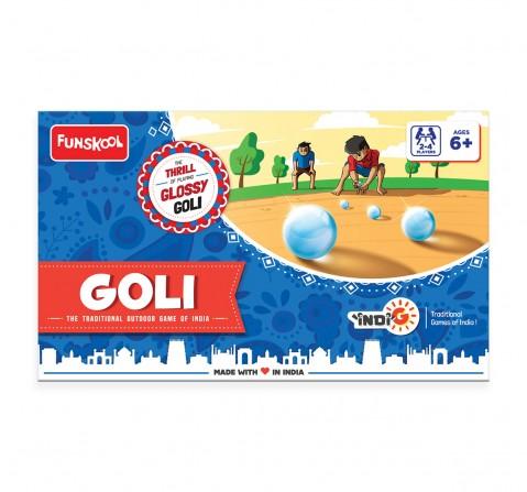 "Funskool Goli ""Folktale Toys"", 6Y+"