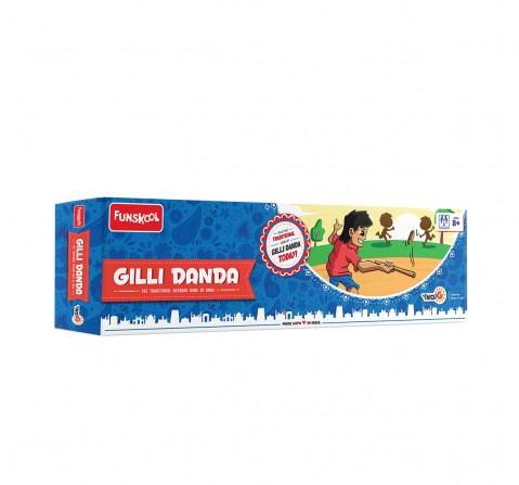 "Funskool Gilli Danda ""Folktale Toys"", 6Y+"