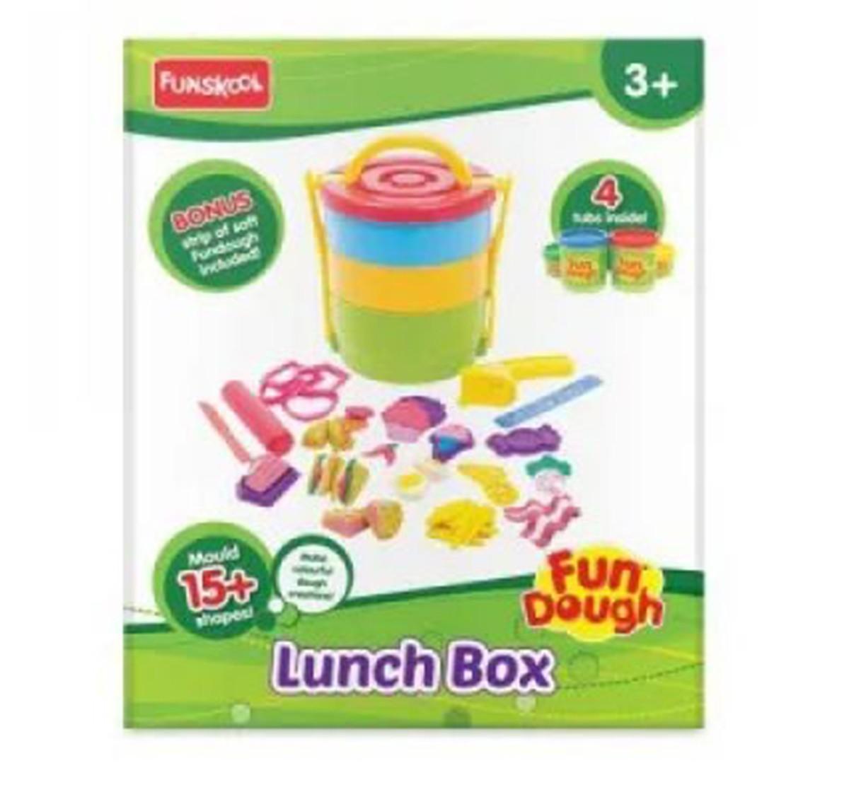 FunDough  Tiffin box, 3Y+