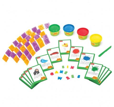 FunDough Make & Learn Activity Kit, 3Y+