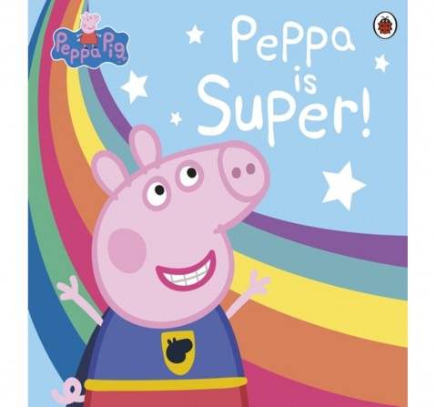 Peppa Pig: Super Peppa!, 32 Pages Book by Ladybird, Paperback