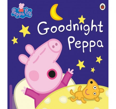 Peppa Pig : Goodnight Peppa, 32 Pages Book by Ladybird, Paperback