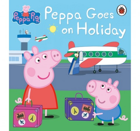 Peppa Goes on Holiday, 24 Pages Book by Ladybird, Paperback