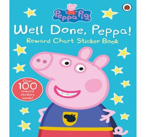 Well Done, Peppa!, 16 Pages Book by Ladybird, Paperback