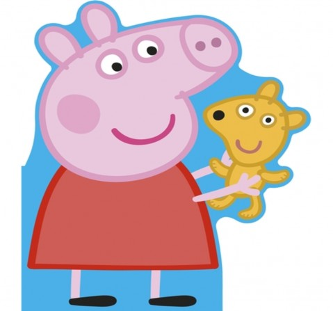 Peppa Pig : All About Peppa, 12 Pages Book by Ladybird, Board Book