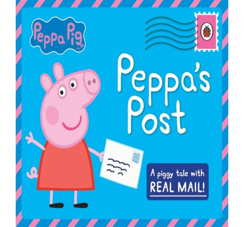 Peppa Pig : Peppa's Post, 48 Pages Book by Ladybird, Hardback