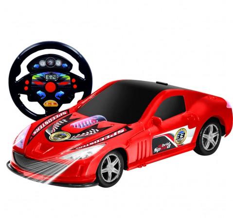 Toyzone Hibrid Speed RC Car, 3Y+