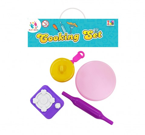 I Toys Cooking set role play toys for kids, 3Y+
