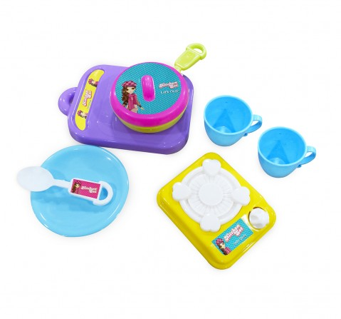 I Toys Kitchen set role play toys for kids, 3Y+