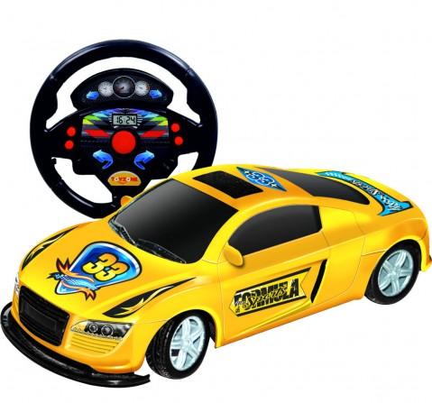 Toyzone Formula Sports RC Car, 3Y+