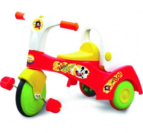 Toyzone Mickey Mouse Tri-X-Go Cycle, 3Y+