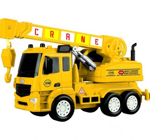 Toyzone Excavator-Crane, 3Y+