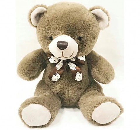 Dimpy Toys Premium Bear 10 Inch, Unisex, 3Y+(Multicolour)