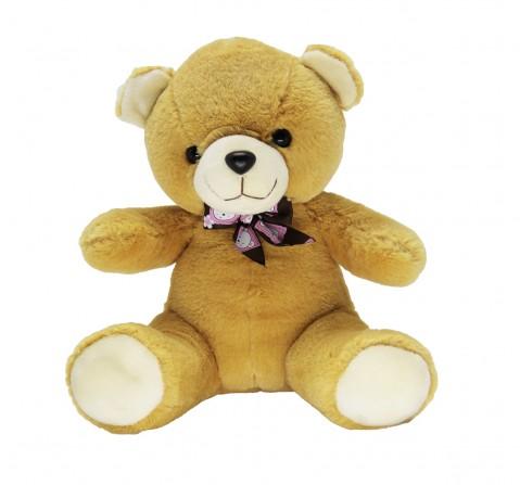 Dimpy Toys Premium Bear Light Brown 24 Cm, Unisex, 3Y+(Brown)