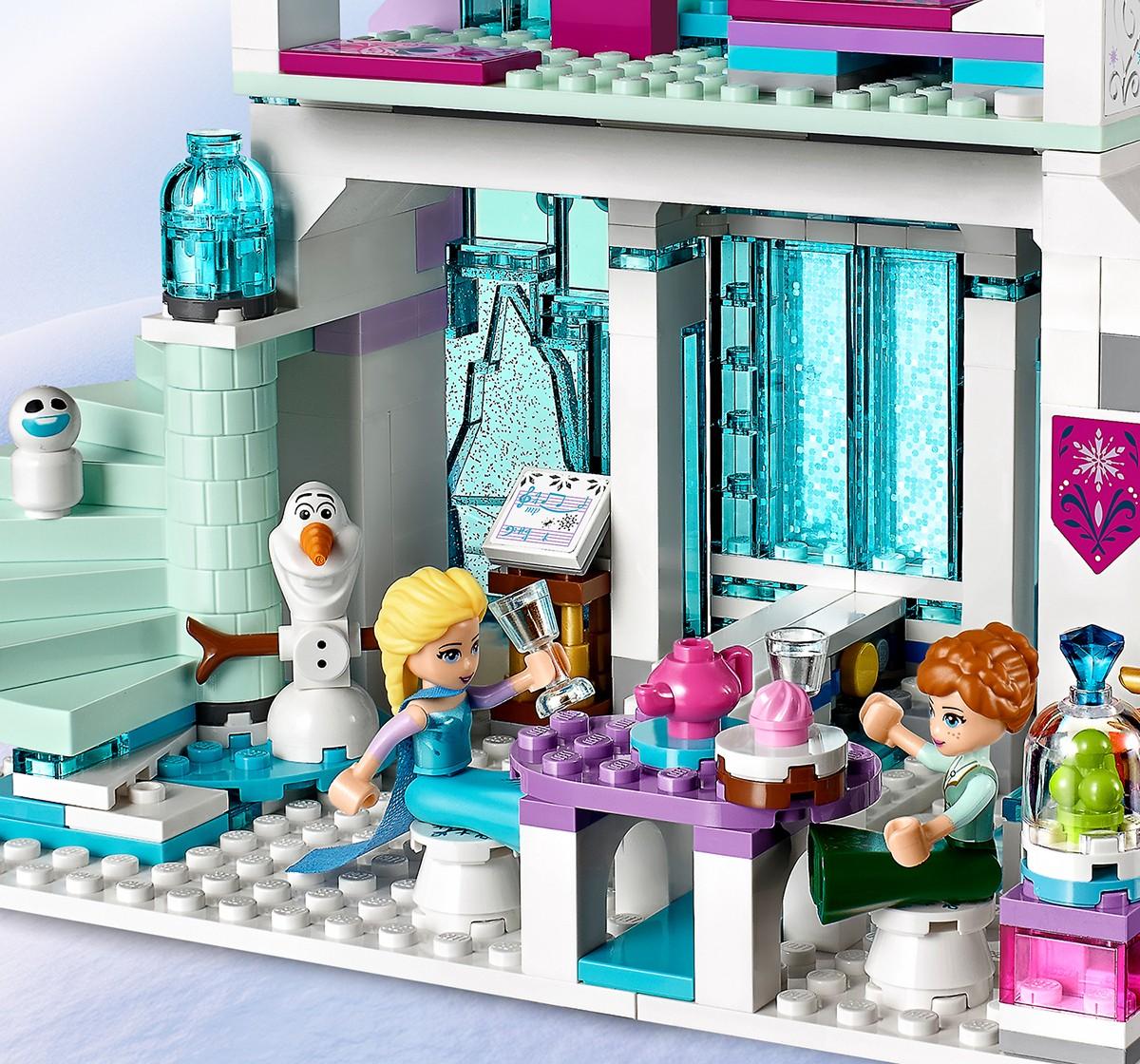 Lego Elsa'S Magical Ice Palace V29, Unisex, 6Y+, (Multicolor)