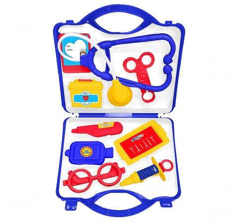 Webby Doctor Set for kids, Unisex, 3Y+ (Multicolour)