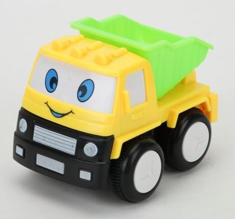 Toyspree Construction Series (Set Of 4Pc), Unisex, 18M+ (Multicolour)