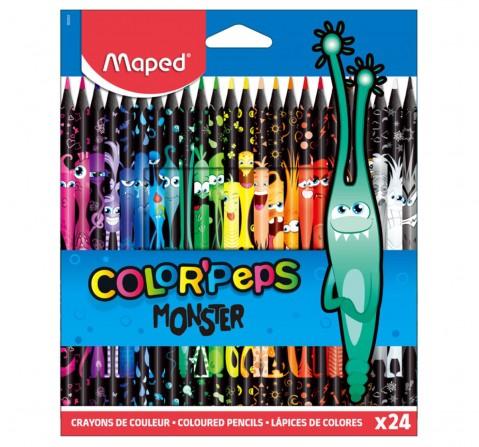 Maped 24 Colour Pens, Unisex 7Y+ (Multicolour)