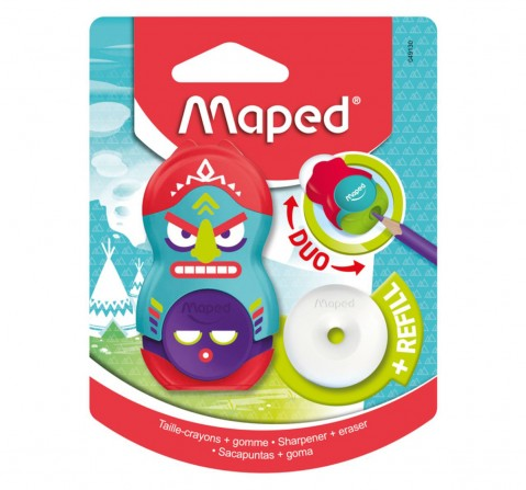 Maped Loopy 1 Hole Premium Sharpener, Unisex 7Y+ (Multicolour)