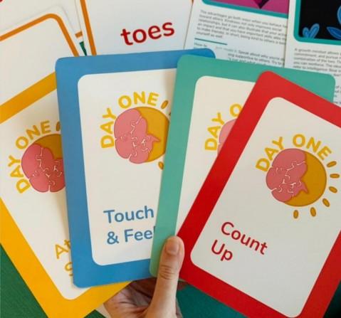 Seekh Cards By DayOne