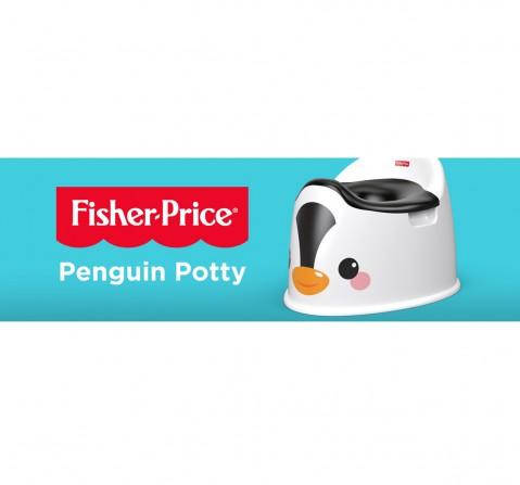 Fisher Price Penguin Potty, Unisex, 12Y+ (Multicolor)